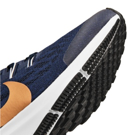 Buty Nike Air Zoom Pegasus 36 Jr AR4149-401 granatowe 1
