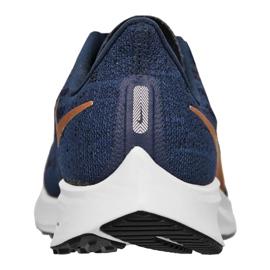 Buty Nike Air Zoom Pegasus 36 Jr AR4149-401 granatowe 2