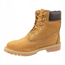 Buty Timberland 6 In Premium Wp Boot Jr 12909 żółte 1