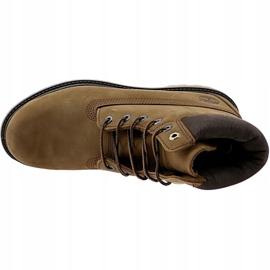 Buty Timberland 6 Premium Boot Jr A19RI brązowe khaki 2