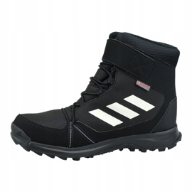 Buty adidas Terrex Snow Cf Cp Cw Jr S80885 czarne 1
