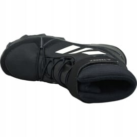 Buty adidas Terrex Snow Cf Cp Cw Jr S80885 czarne 2