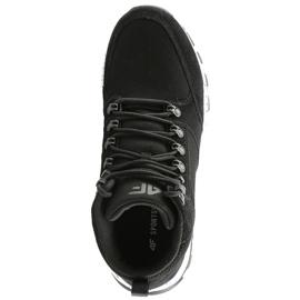 Buty zimowe 4F M D4Z19-OBMH200 20S czarne 1
