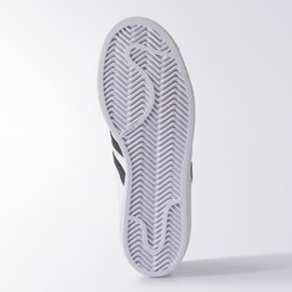 Buty adidas Originals Superstar Fundation Jr C77154 białe 1