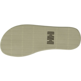 Klapki Helly Hansen Seasand Leather Sandal M 11495-723 brązowe 2