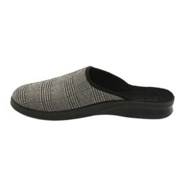 Befado obuwie męskie pu 548M021 szare 3