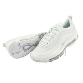 Nike W Air Max 97 100 White White Pure Platinum białe 5