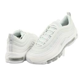 Nike W Air Max 97 100 White White Pure Platinum białe 4