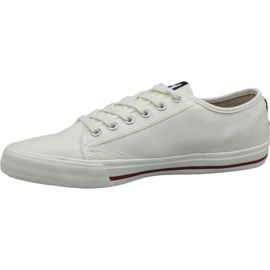 Buty Helly Hansen Fjord Canvas Shoe V2 M 11465-011 białe 1