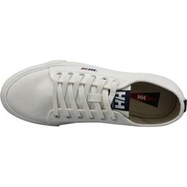Buty Helly Hansen Fjord Canvas Shoe V2 M 11465-011 białe 2