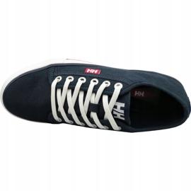 Buty Helly Hansen Fjord Canvas Shoe V2 M 11465-597 granatowe 2