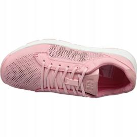 Buty Helly Hansen Skagen Pier Leather Shoe W 11471-181 różowe 2