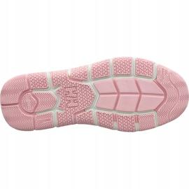 Buty Helly Hansen Skagen Pier Leather Shoe W 11471-181 różowe 3