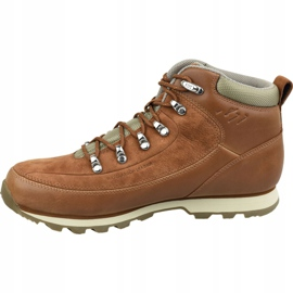 Buty Helly Hansen The Forester W 10516-580 brązowe 1