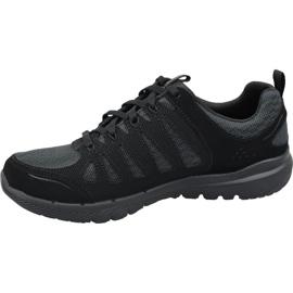 Obuwie Skechers Flex Appeal 3.0 W 13061-BBK czarne 1