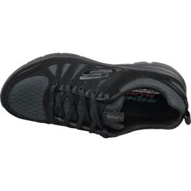 Obuwie Skechers Flex Appeal 3.0 W 13061-BBK czarne 2