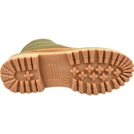 Buty Skechers Sergeants Verno M 65838-CDB brązowe 3