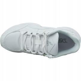 Buty Asics Gel-BND Jr 1024A040-100 białe 2