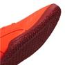 Buty halowe Puma 365 Sala 2 M 105758-02 pomarańczowe pomarańczowy 4
