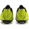 Buty piłkarskie Puma One 5.4 Fg Ag Jr 105660 03 biały, czarny, żółty żółte 4
