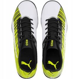 Buty piłkarskie Puma One 5.4 Tt M 105653 03 żółte wielokolorowe 1
