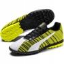 Buty piłkarskie Puma One 5.4 Tt M 105653 03 biały, czarny, żółty żółte 3