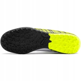 Buty piłkarskie Puma One 5.4 Tt M 105653 03 żółte wielokolorowe 5