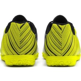 Buty piłkarskie Puma One 5.4 It Jr 105664 04 żółte wielokolorowe 4