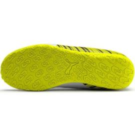 Buty piłkarskie Puma One 5.4 It Jr 105664 04 żółte wielokolorowe 5