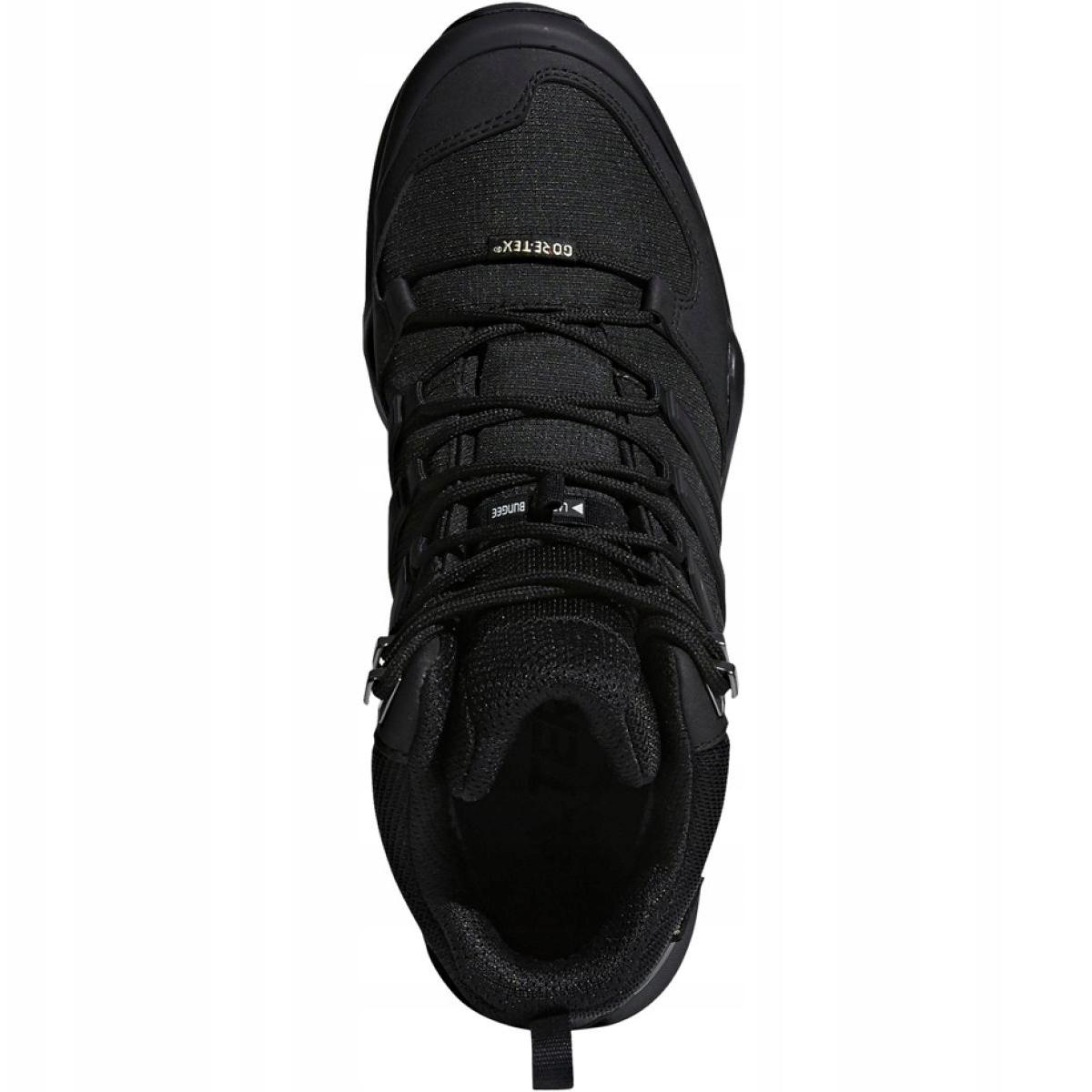 Buty adidas Terrex Swift R2 Mid Gtx M CM7500 czarne