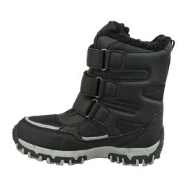 Buty Kappa Great Tex Boot Jr 260558T-1115 czarne 1