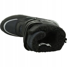Buty Kappa Great Tex Boot Jr 260558T-1115 czarne 2