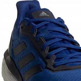 Buty biegowe adidas Solar Drive 19 M EF0787 niebieskie 1