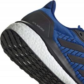 Buty biegowe adidas Solar Drive 19 M EF0787 niebieskie 2