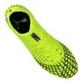 Buty piłkarskie Puma Future 4.1 Netfit Mg M 105678-03 żółte żółty 3