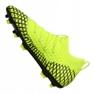 Buty piłkarskie Puma Future 4.3 Netfit Fg / Ag Jr 105693-03 żółte żółty 4