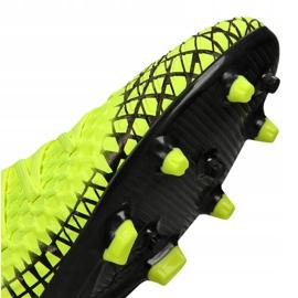 Buty piłkarskie Puma Future 4.3 Netfit Fg / Ag Jr 105693-03 wielokolorowe żółte 5