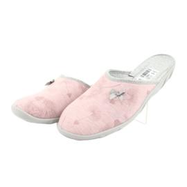 Befado kolorowe obuwie damskie 235D161 3
