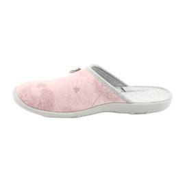 Befado kolorowe obuwie damskie 235D161 2