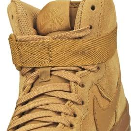 Buty Nike Air Force 1 High LV8 Gs Jr CK0262-700 brązowe 2
