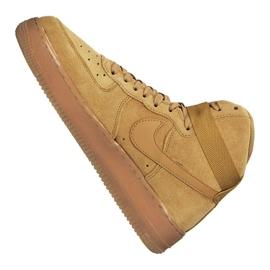 Buty Nike Air Force 1 High LV8 Gs Jr CK0262-700 brązowe 5