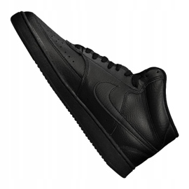 Buty Nike Court Vision Mid M CD5466-002 czarne 1