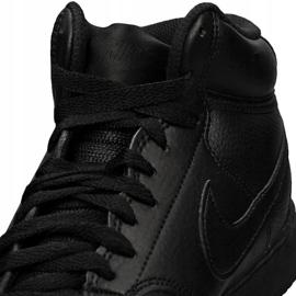 Buty Nike Court Vision Mid M CD5466-002 czarne 4