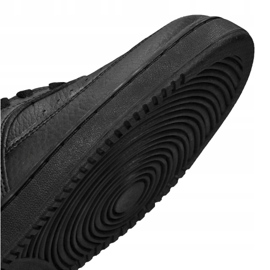 Buty Nike Court Vision Mid M CD5466-002 czarne 5