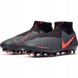 Buty piłkarskie Nike Phantom Vsn Elite Df Fg M AO3262 080 czarne wielokolorowe 3