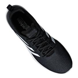 Buty biegowe adidas Lite Racer Cln M F34573 czarne 2
