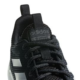 Buty biegowe adidas Lite Racer Cln M F34573 czarne 3