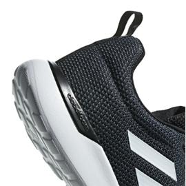 Buty biegowe adidas Lite Racer Cln M F34573 czarne 5