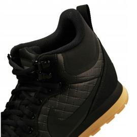 Buty Nike Md Runner Mid Prem M 844864-006 czarne 1