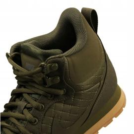 Buty Nike Md Runner Mid Prem M 844864-300 zielone 3